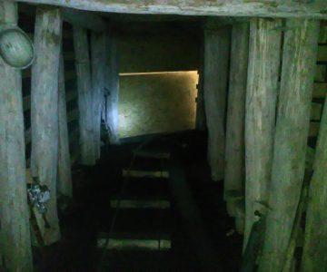 bányászati a bányán